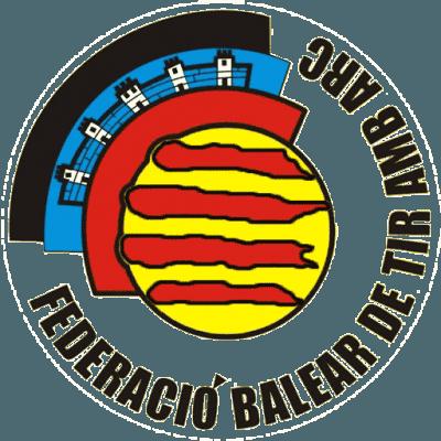 Logo Federació Balear De Tir Amb Arc