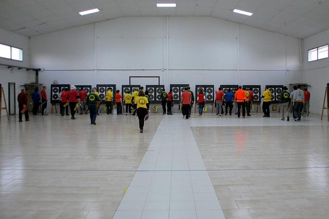 Campeonato sala - Arquers de Mallorca