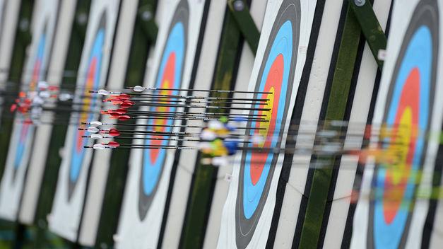 competición tiro arco